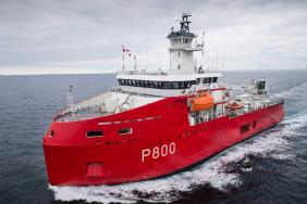 Icebreaker l'Astrolabe (French Navy)